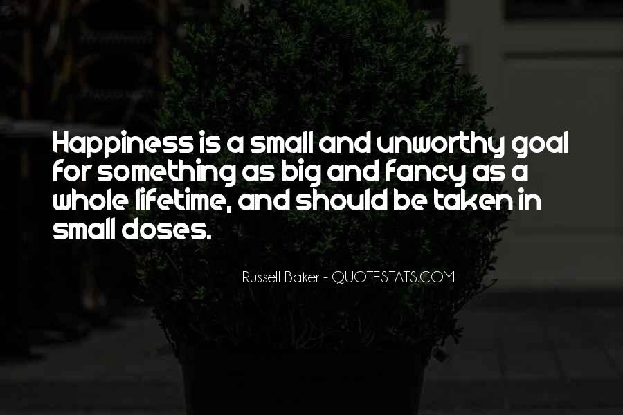 Russell Baker Quotes #1628549
