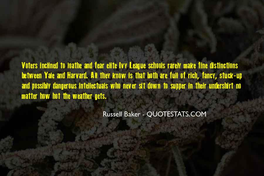 Russell Baker Quotes #1678656