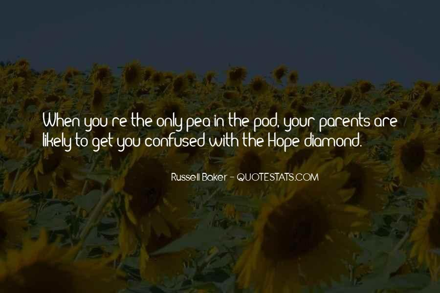 Russell Baker Quotes #1844213