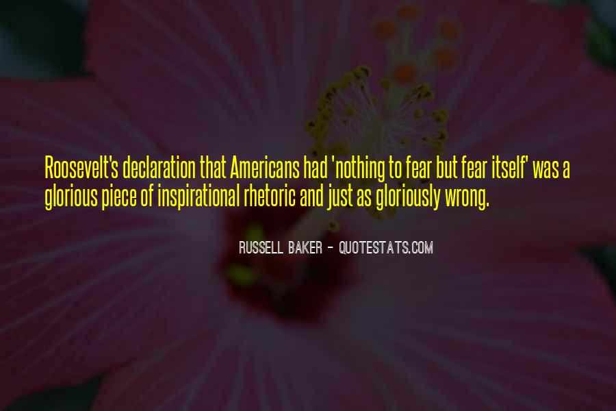 Russell Baker Quotes #29528