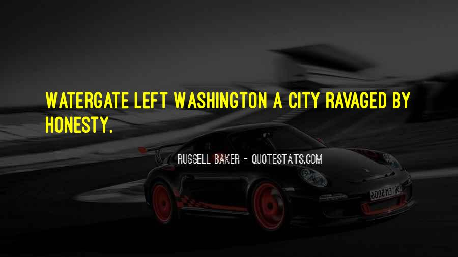 Russell Baker Quotes #343828