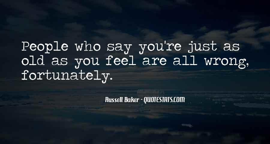 Russell Baker Quotes #570967