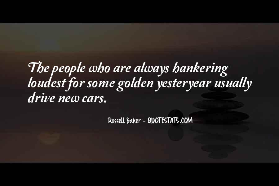 Russell Baker Quotes #742137