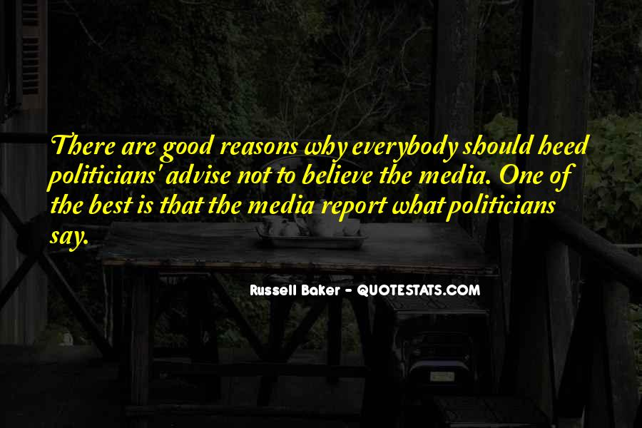 Russell Baker Quotes #903168