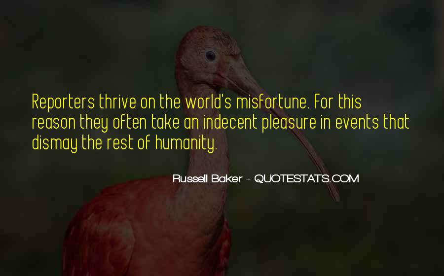 Russell Baker Quotes #944524