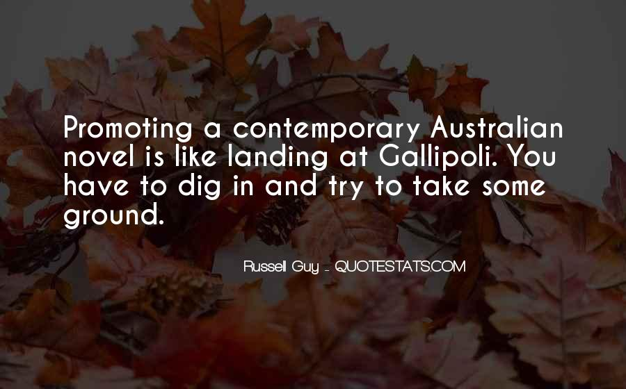 Russell Guy Quotes #1552130