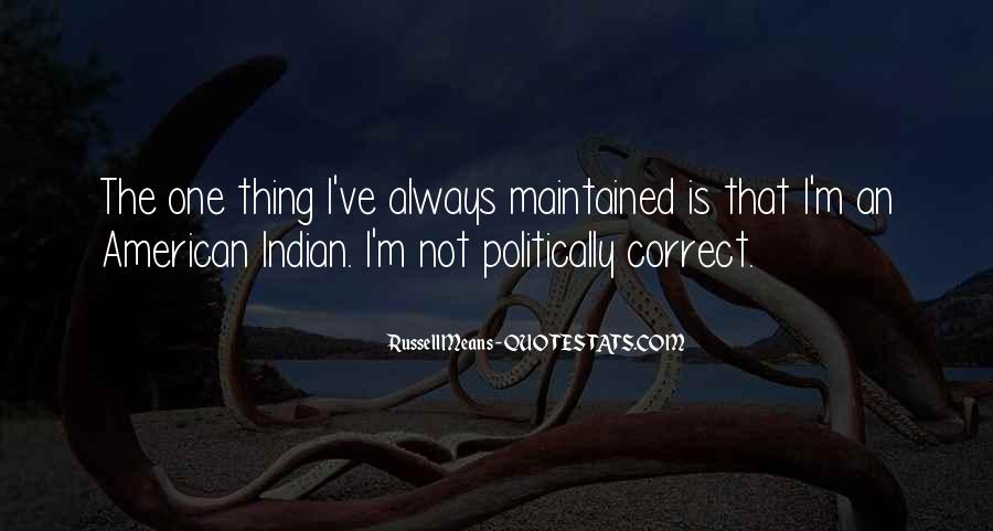 Russell Means Quotes #1088158