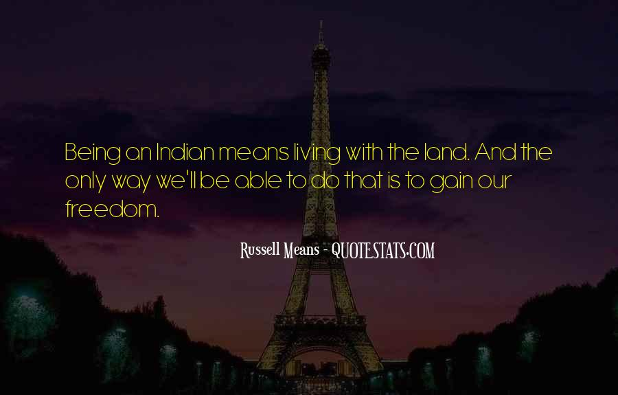 Russell Means Quotes #1483043