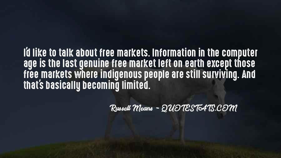Russell Means Quotes #59624