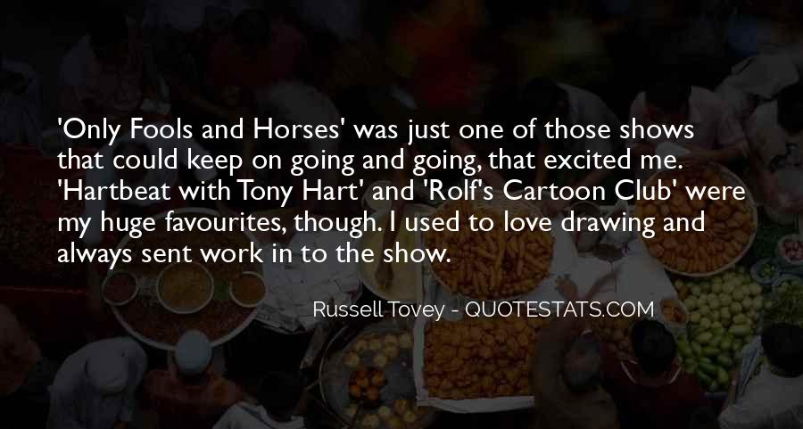 Russell Tovey Quotes #1309049