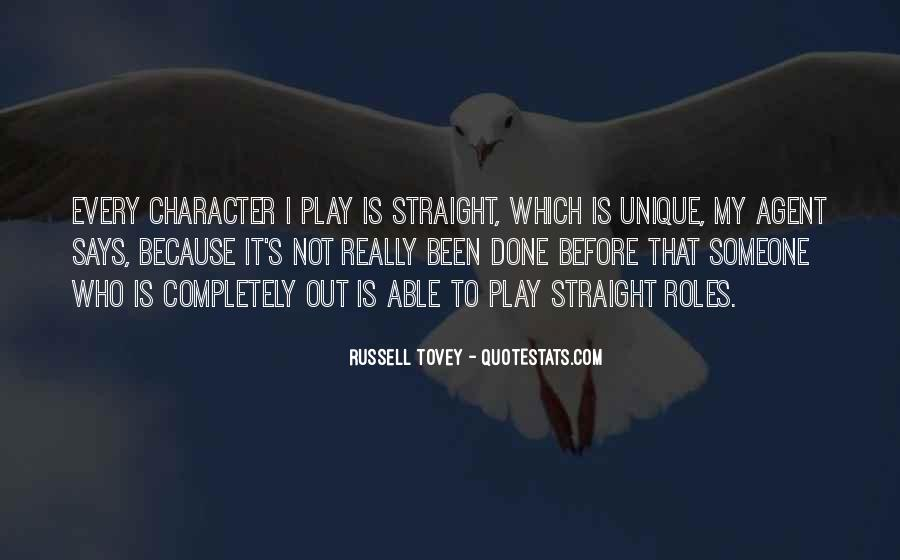 Russell Tovey Quotes #1326905