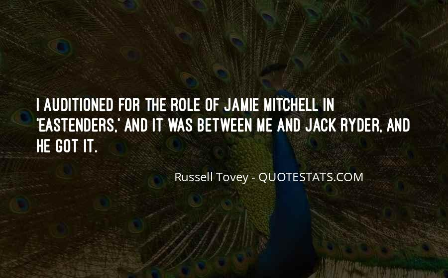 Russell Tovey Quotes #140427