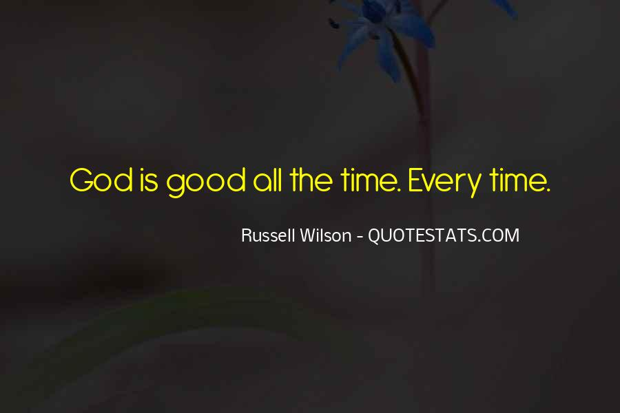 Russell Wilson Quotes #1086948
