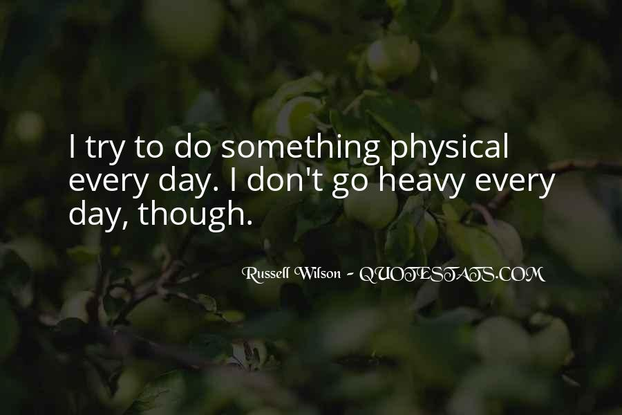 Russell Wilson Quotes #1215167