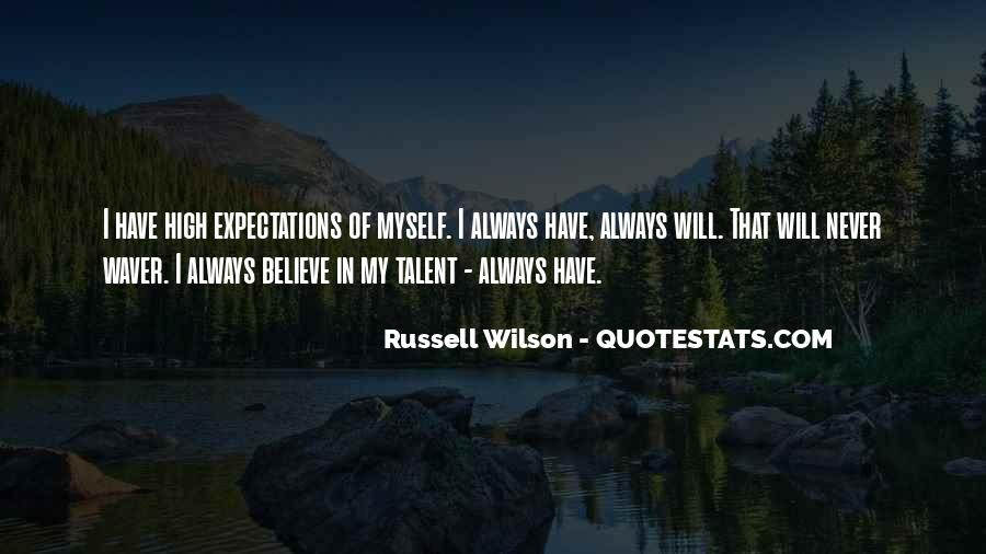 Russell Wilson Quotes #1246157