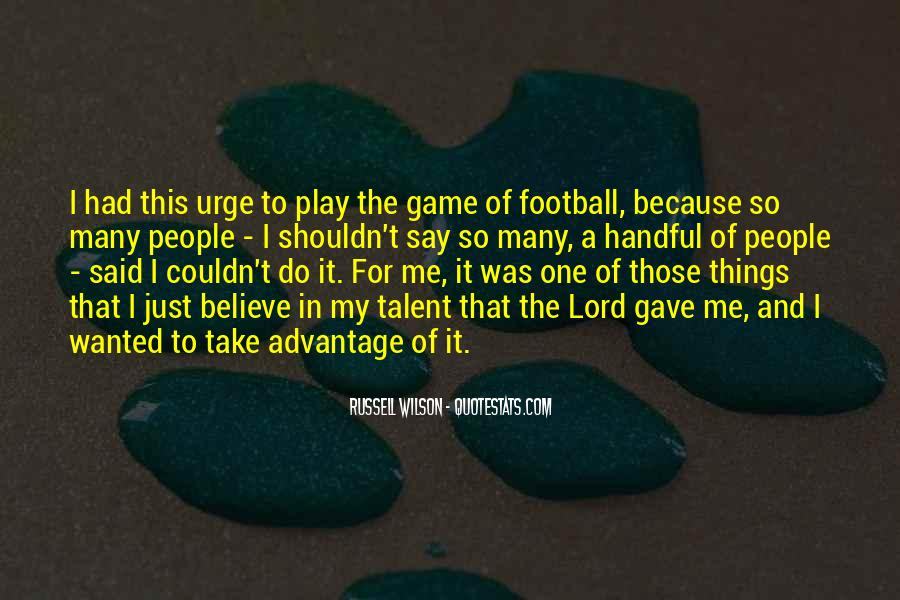Russell Wilson Quotes #1472104