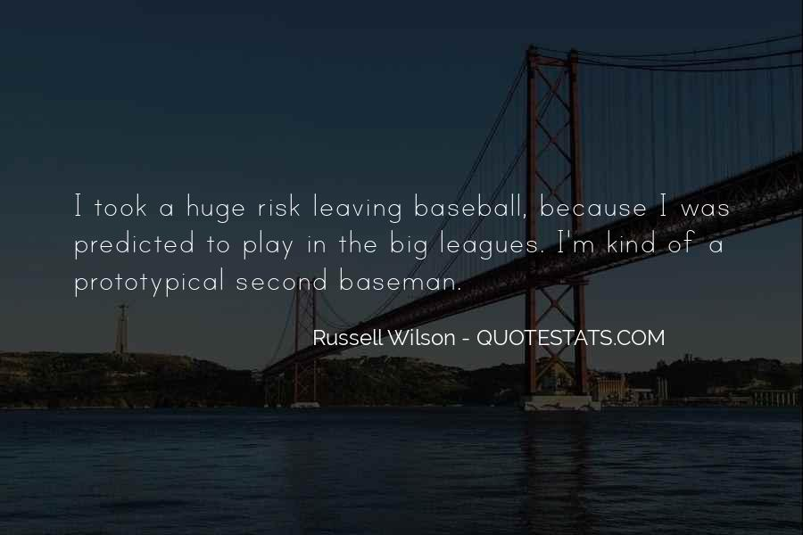 Russell Wilson Quotes #159463