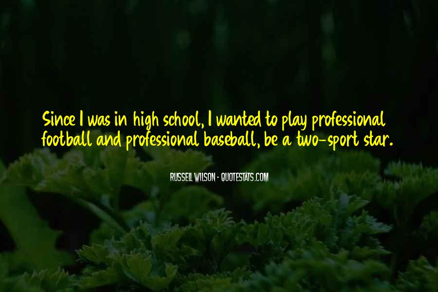Russell Wilson Quotes #1609348