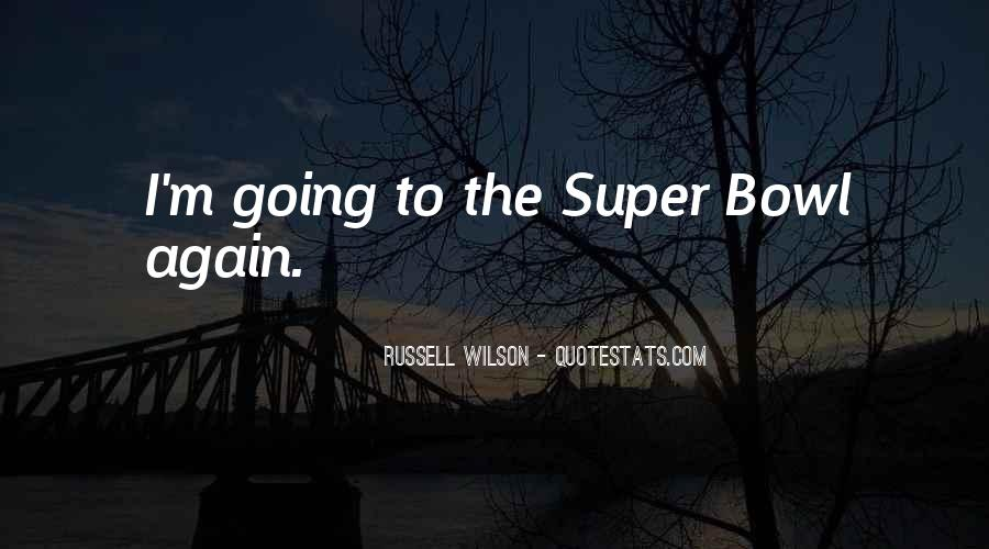 Russell Wilson Quotes #219973