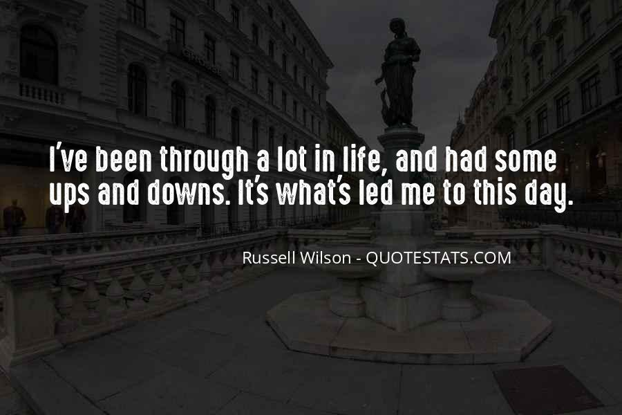 Russell Wilson Quotes #477287