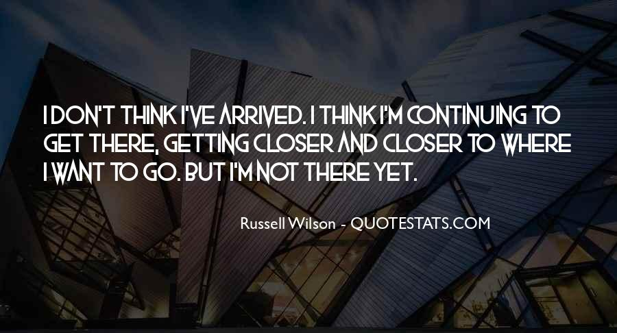 Russell Wilson Quotes #944887