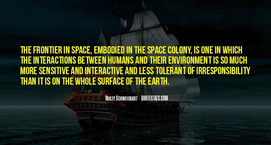 Rusty Schweickart Quotes #1065809