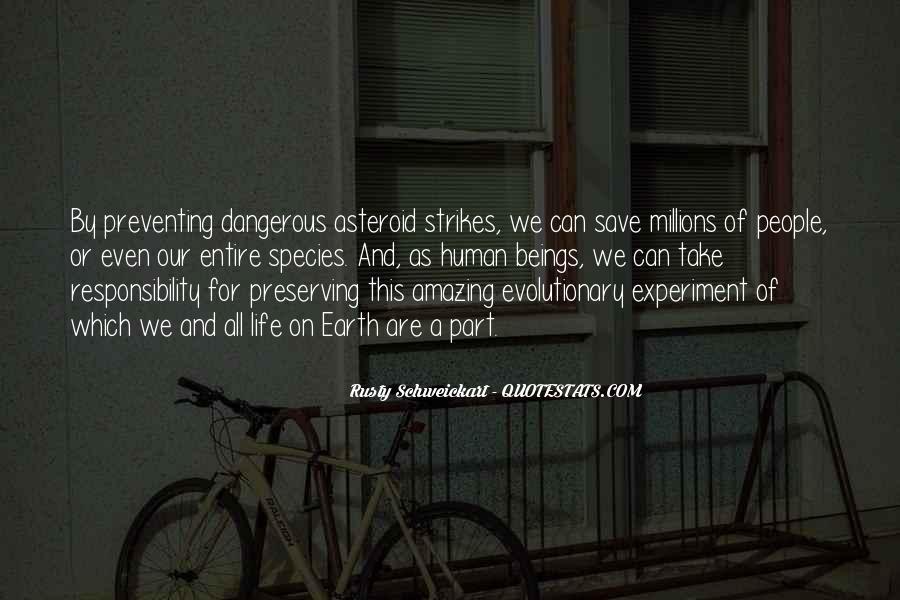 Rusty Schweickart Quotes #156732