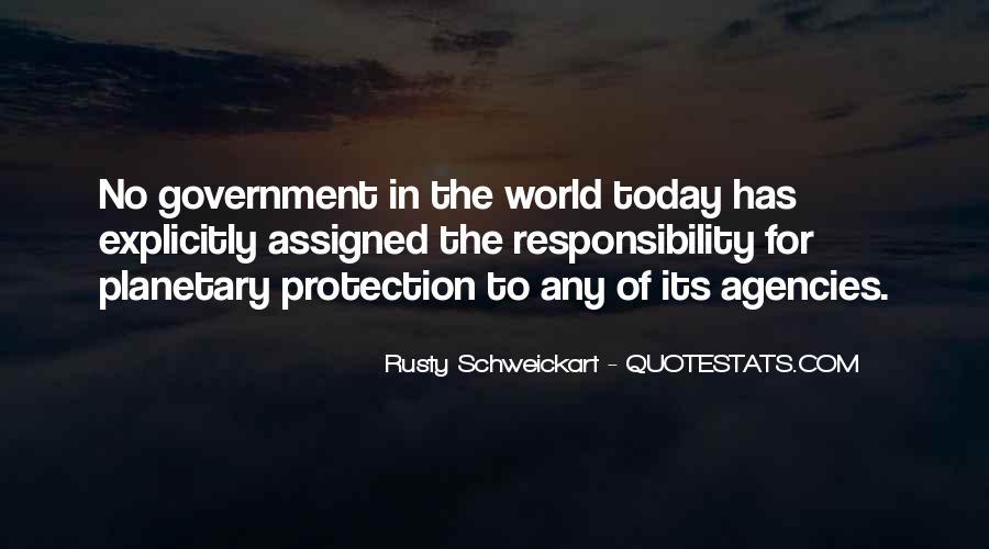 Rusty Schweickart Quotes #875732
