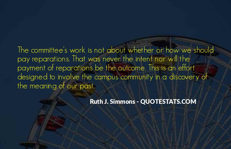 Ruth J. Simmons Quotes #1342184