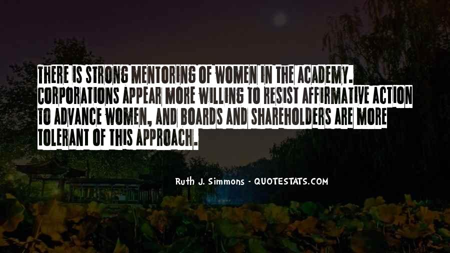 Ruth J. Simmons Quotes #491611
