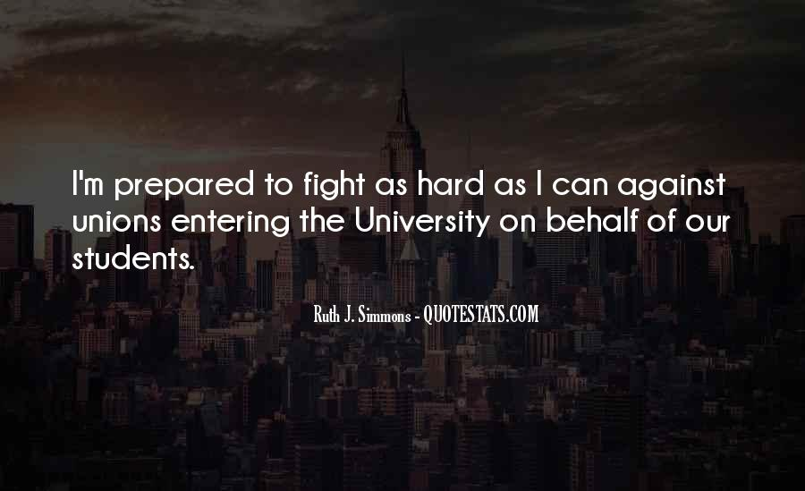 Ruth J. Simmons Quotes #644099