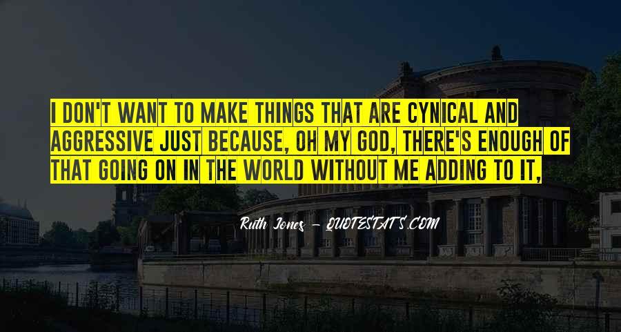 Ruth Jones Quotes #1198285