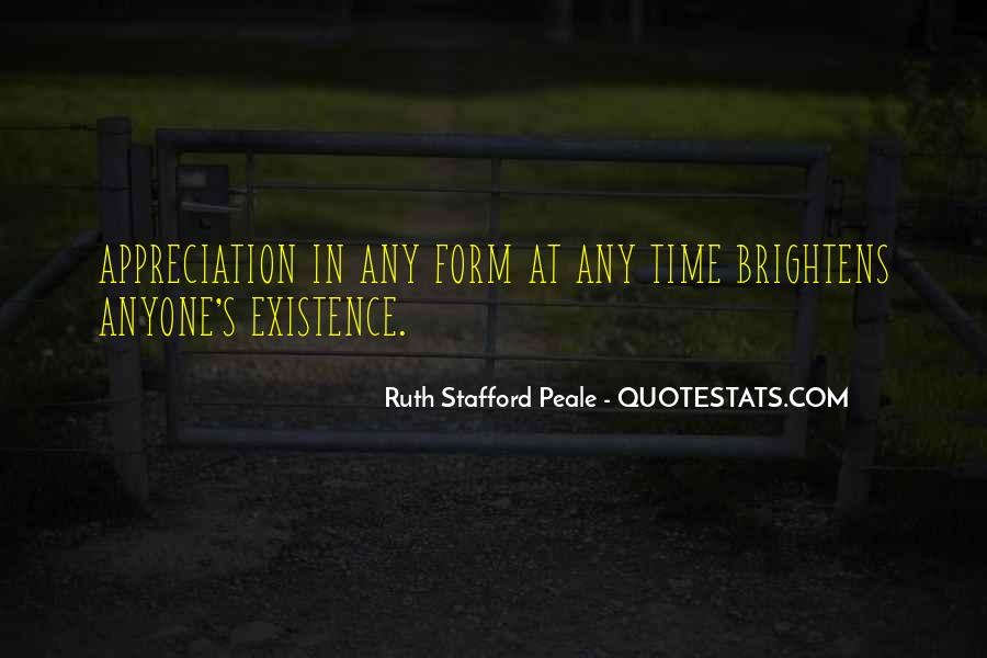 Ruth Stafford Peale Quotes #105033