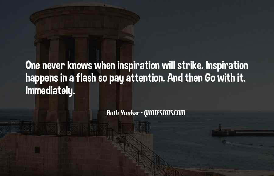 Ruth Yunker Quotes #171465