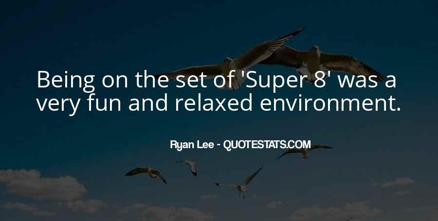 Ryan Lee Quotes #686716