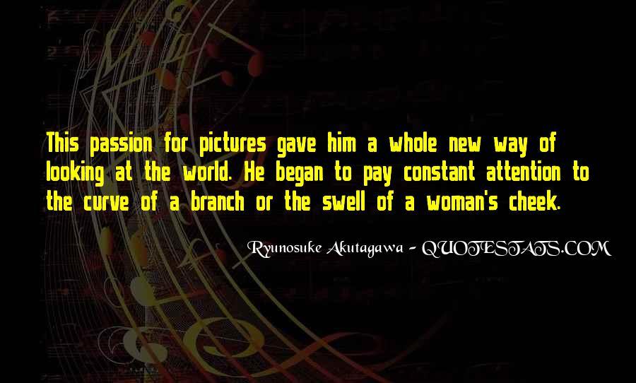 Ryunosuke Akutagawa Quotes #1458588