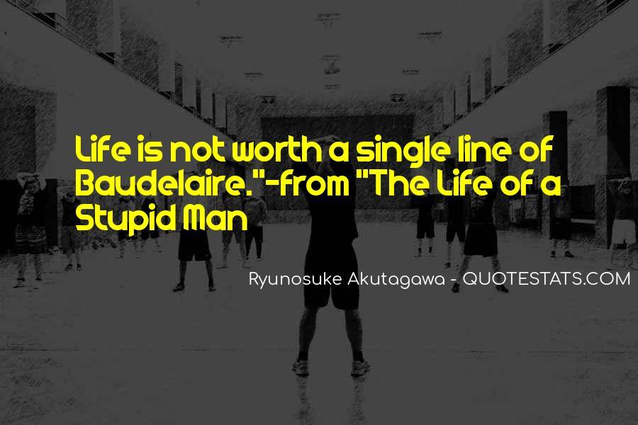 Ryunosuke Akutagawa Quotes #365910