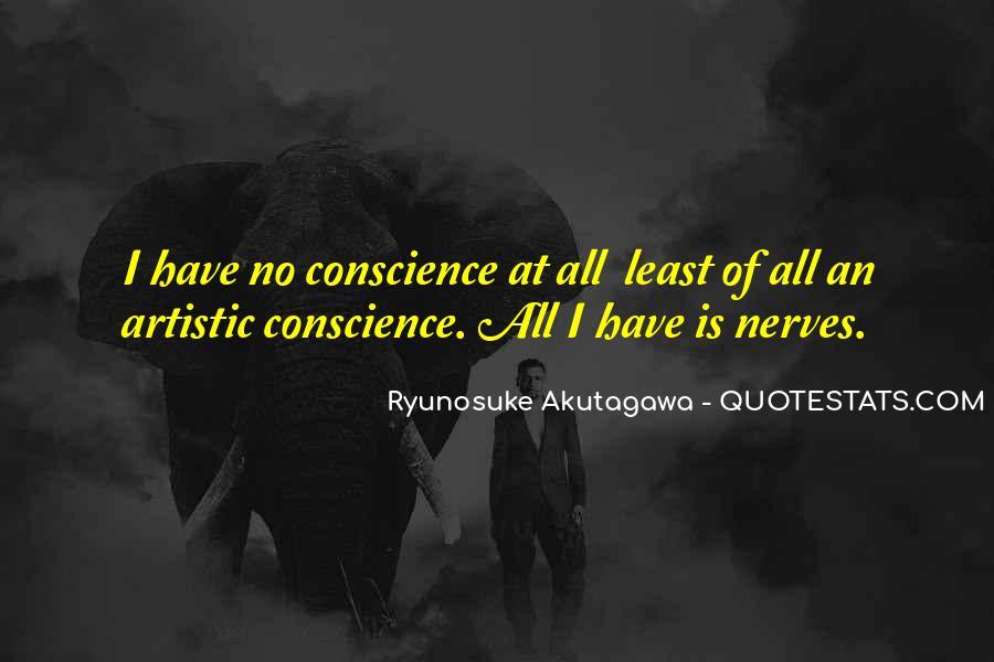 Ryunosuke Akutagawa Quotes #782798