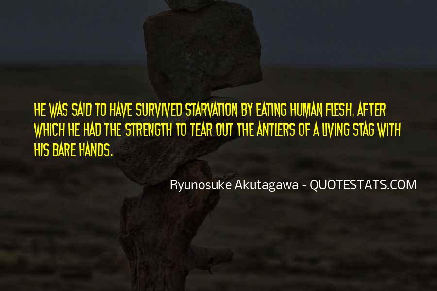 Ryunosuke Akutagawa Quotes #799836