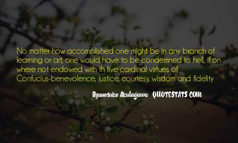Ryunosuke Akutagawa Quotes #954174