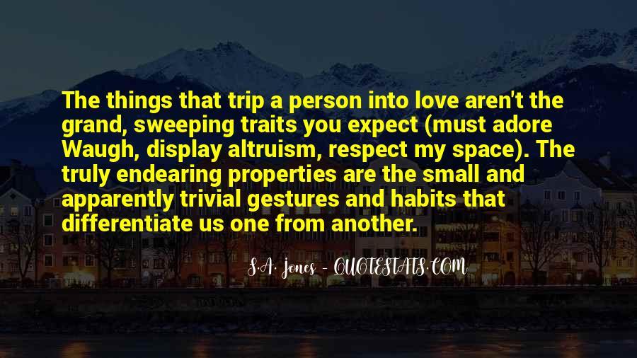 S.A. Jones Quotes #13877