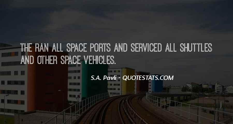 S.A. Pavli Quotes #1853792
