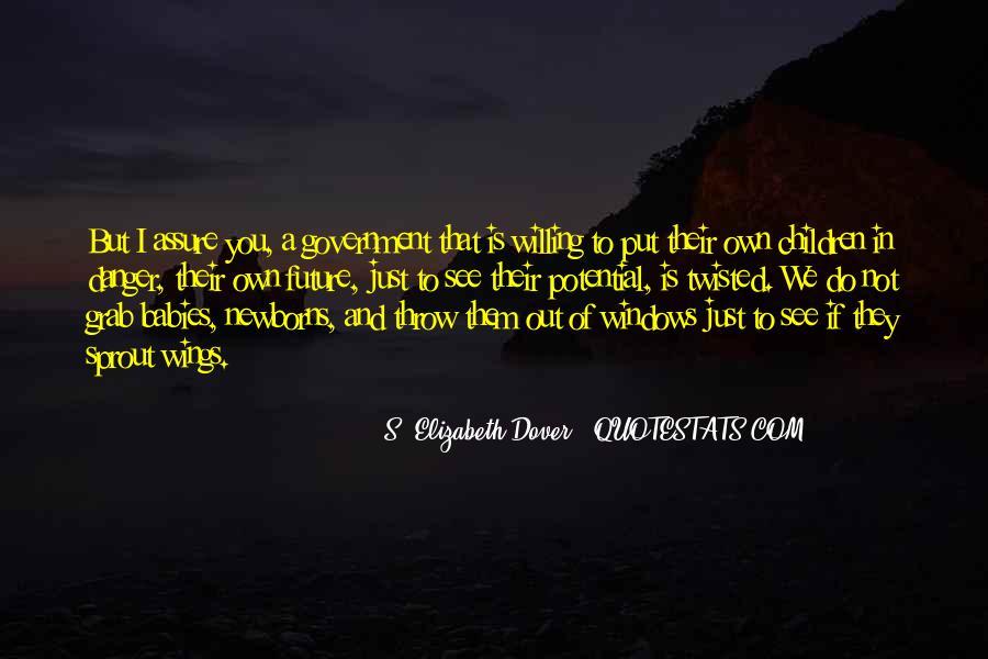 S. Elizabeth Dover Quotes #967301