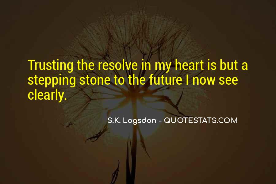 S.K. Logsdon Quotes #1224884