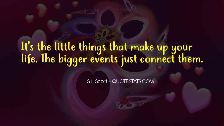 S.L. Scott Quotes #1768001