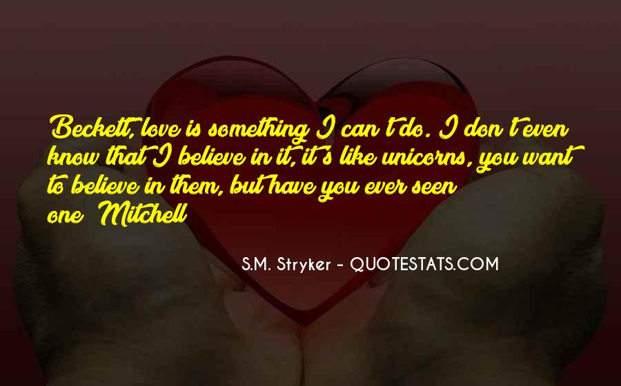 S.M. Stryker Quotes #1381905