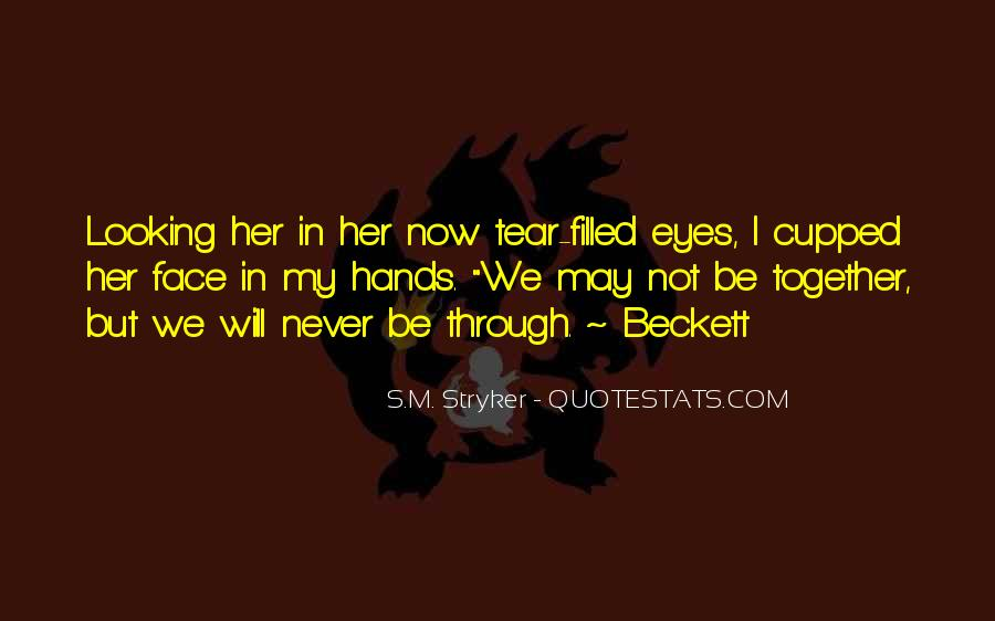 S.M. Stryker Quotes #482423