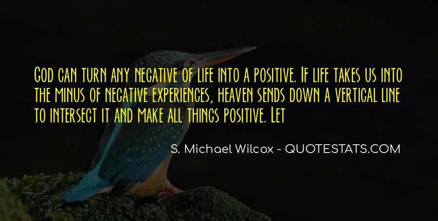 S. Michael Wilcox Quotes #792578