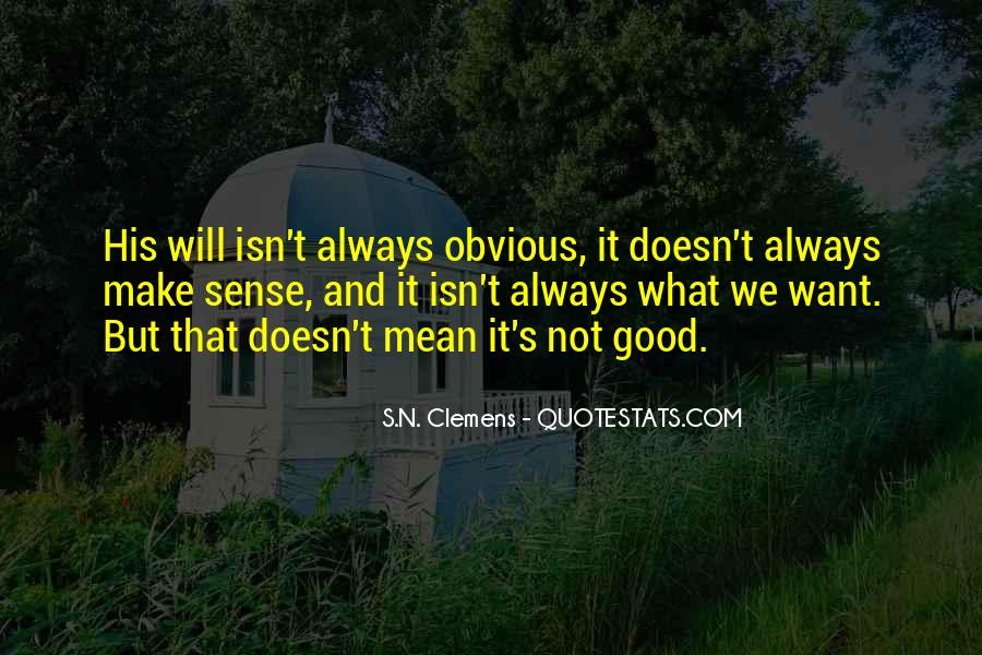 S.N. Clemens Quotes #129195
