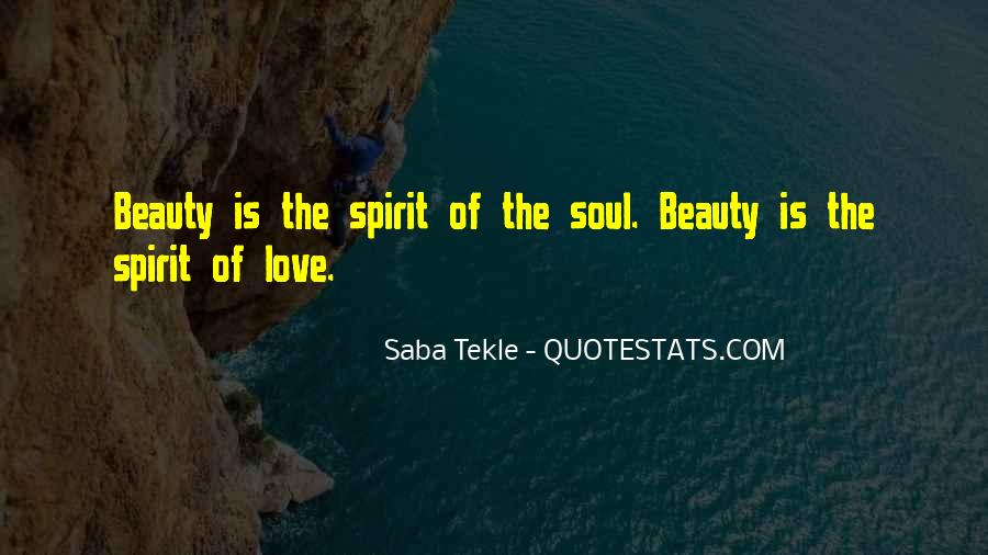 Saba Tekle Quotes #1752046
